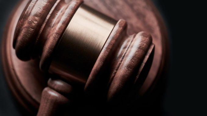 Un maillet, le marteau utilisé par les juges pour rendre une sentence.