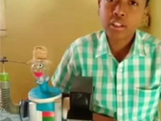 Tiantsoa Fenohasina Razafindrakoto (Capture d'écran).