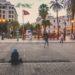 Une animée rue de Tunis.
